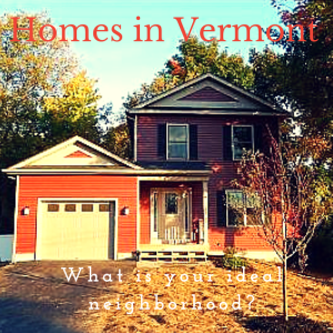 Homes in VT