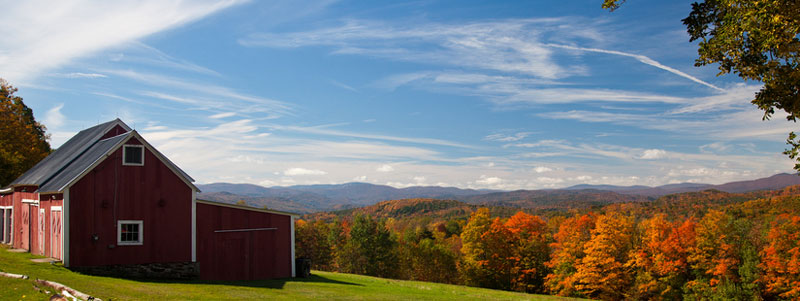 Buying a Vermont home - Vermotn Barn