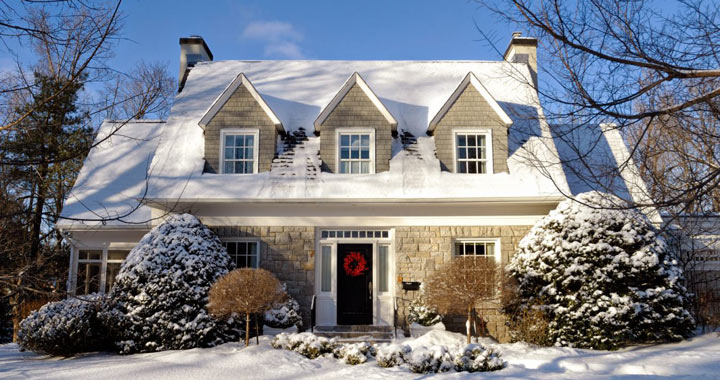 Winter is a great time to sell your home!